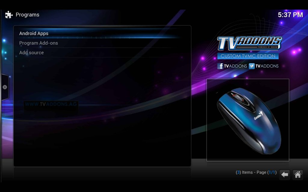 TVMC For Windows 4