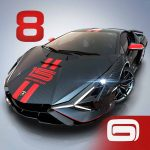 Asphalt 8 For Windows PC