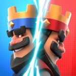Clash Royale PC Logo
