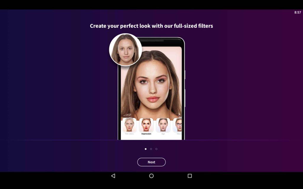 FaceApp For PC 3