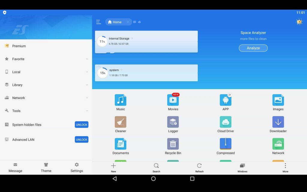 ES File Explorer For PC 3