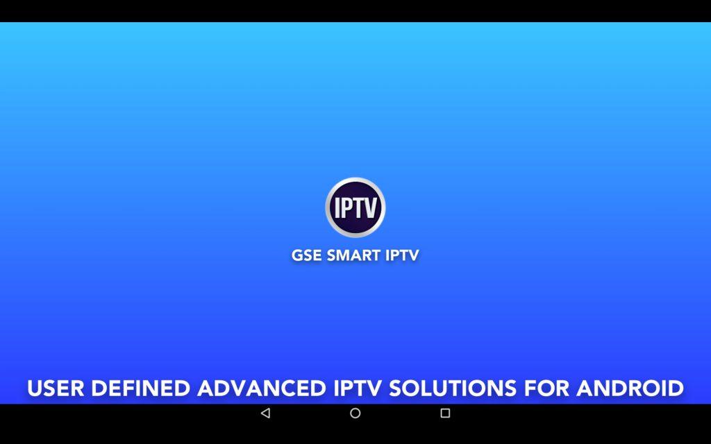 GSE SMART IPTV Windows 3