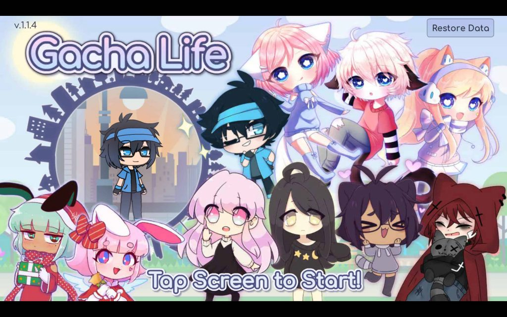 Gacha Life PC 3