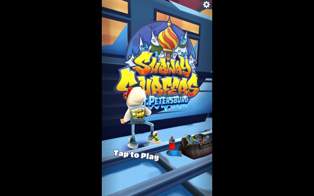 Subway Surfers For PC 3