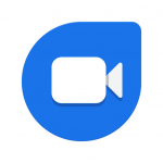 Google Duo For PC Logo