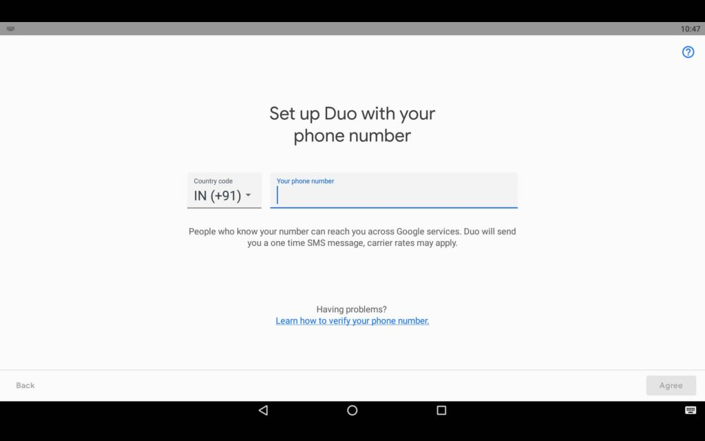 Google Duo For PC 4