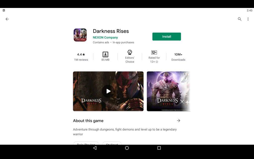 Darkness Rises PC 2