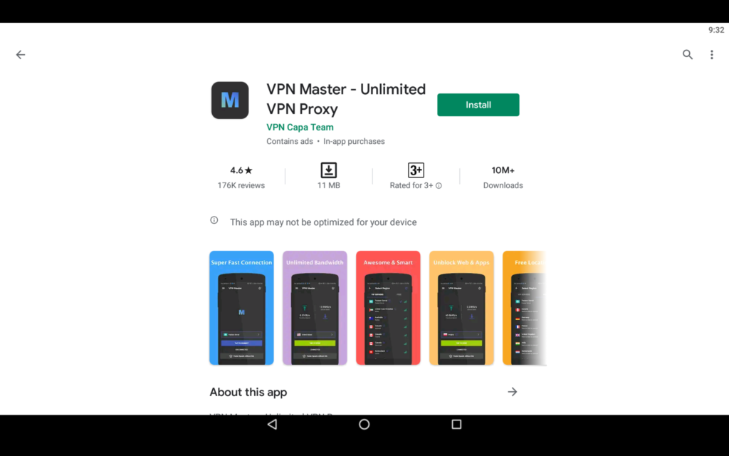 VPN Master For PC 2