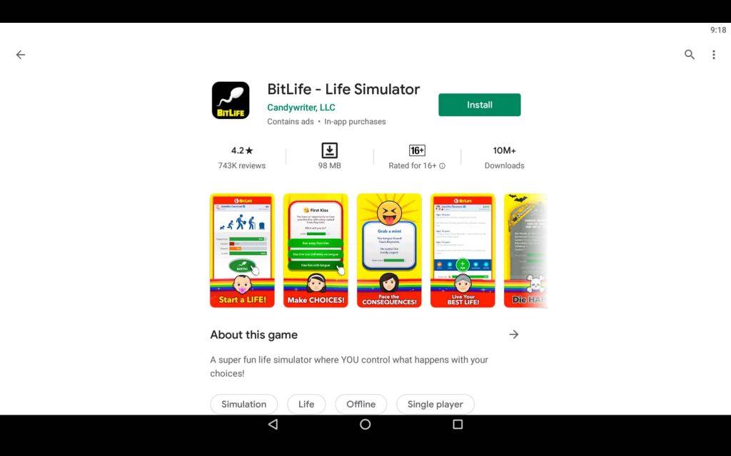 BitLife PC 2