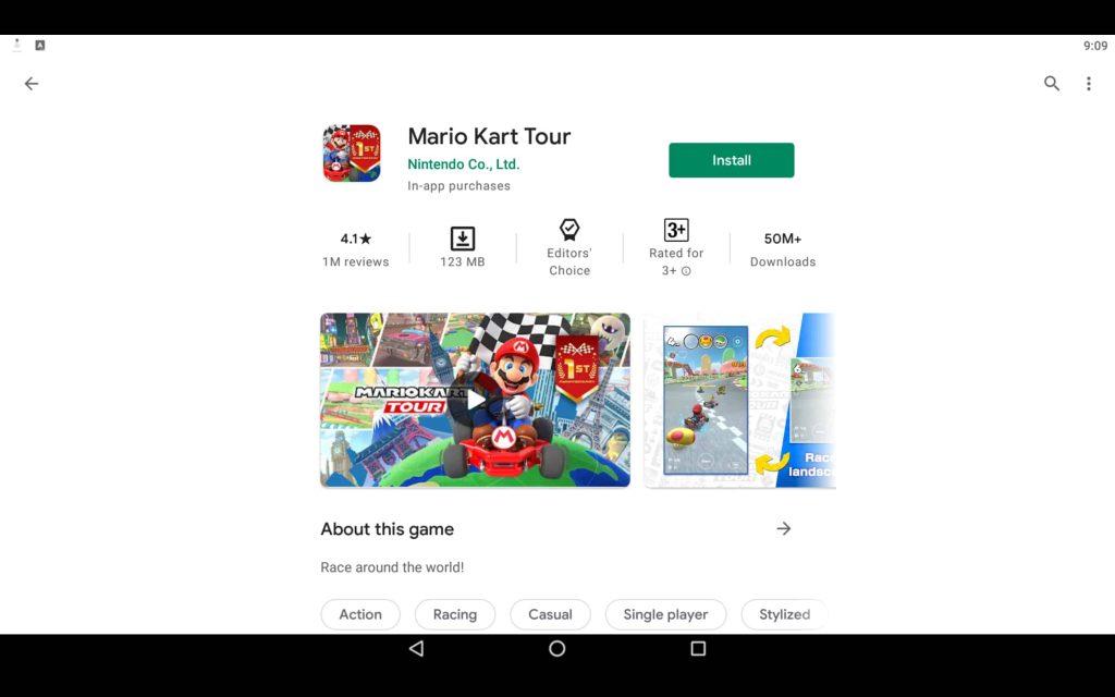Mario Kart PC 2