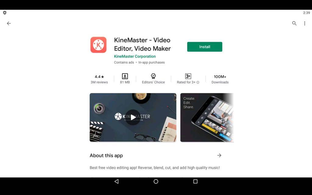 KineMaster For PC 2