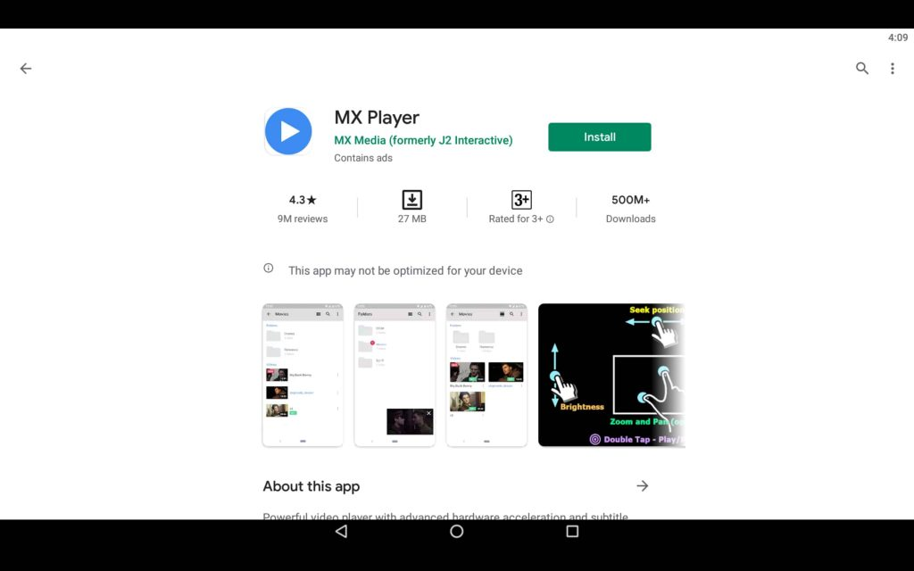 MX Player For PC 2