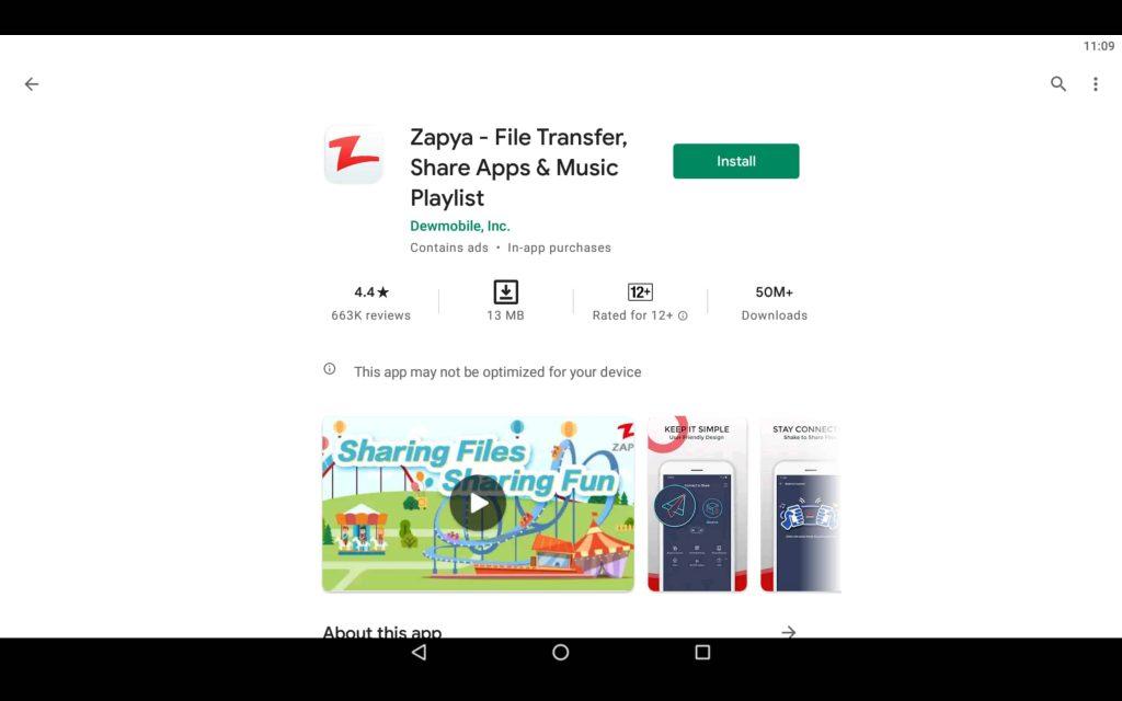 Zapya For PC 2