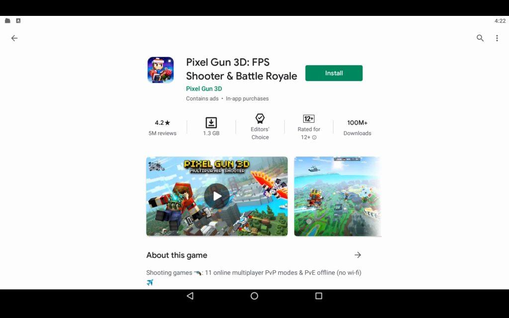 Pixel Gun 3D PC 2