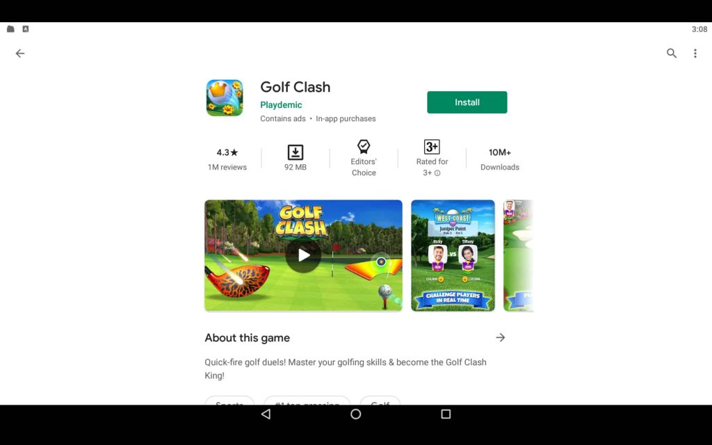Golf Clash PC 2