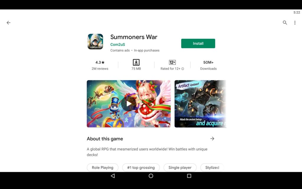 Summoners War For PC 2