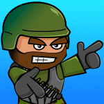 Mini Militia For PC Logo