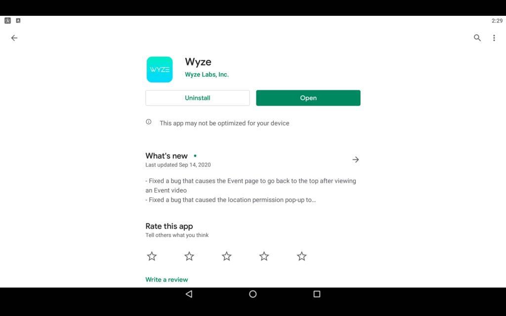 Wyze App For PC 3