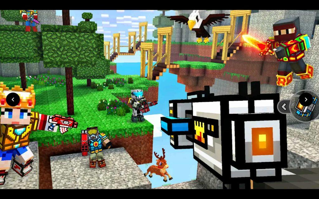 Pixel Gun 3D PC 3