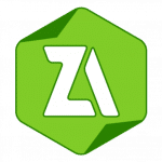 ZArchiver For PC Logo