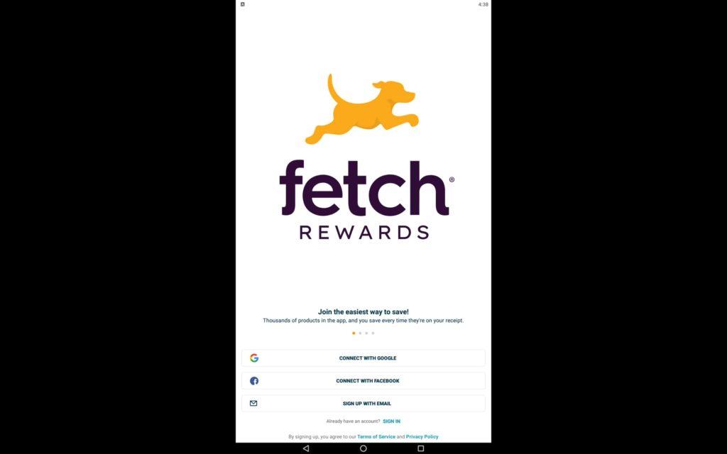 Fetch Rewards Scanner For PC 3