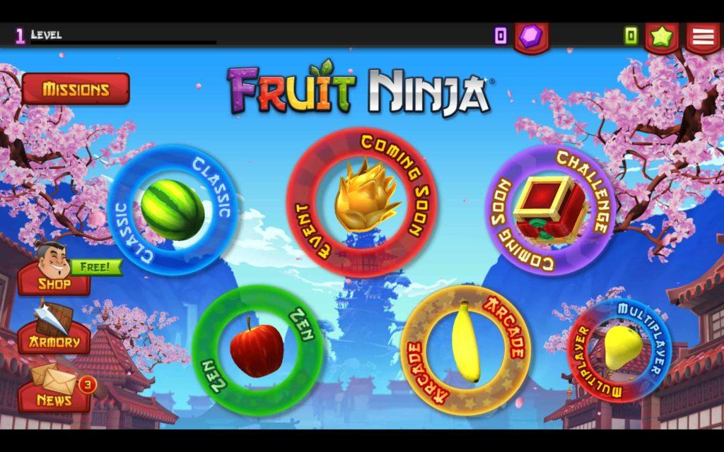 Fruit Ninja For PC 5