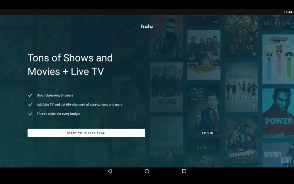 Hulu For PC 4
