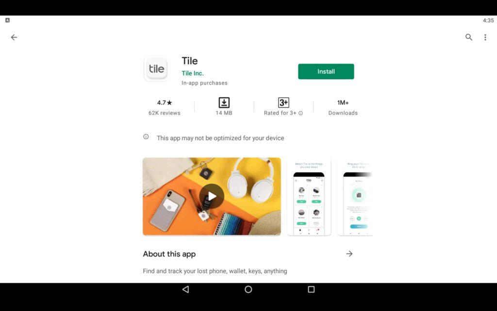 Tile App For PC 2