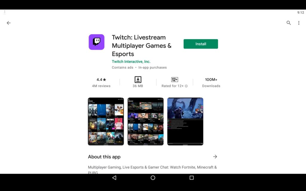 Twitch For PC 2