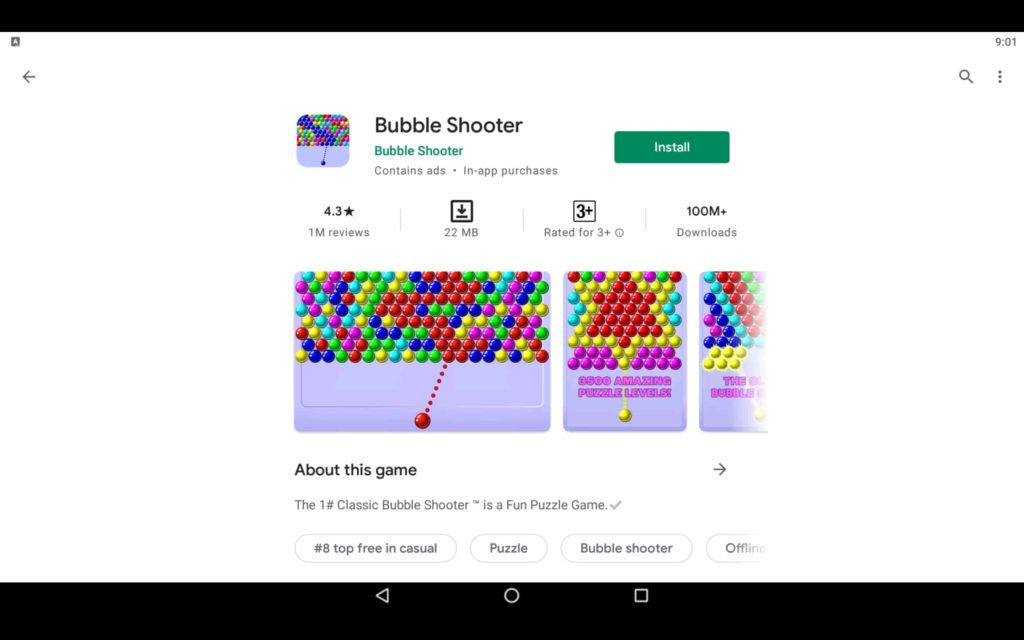 Bubble Shooter For PC 2