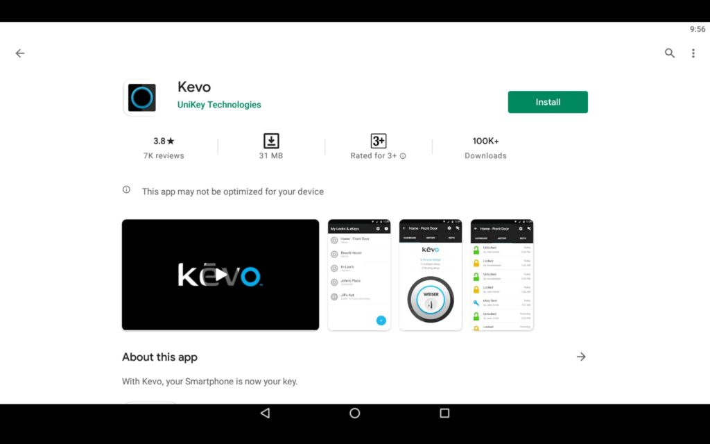 Kevo For PC 2