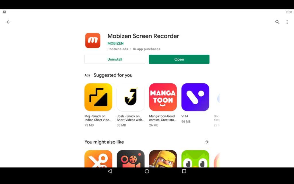 Mobizen Screen Recorder For PC 3