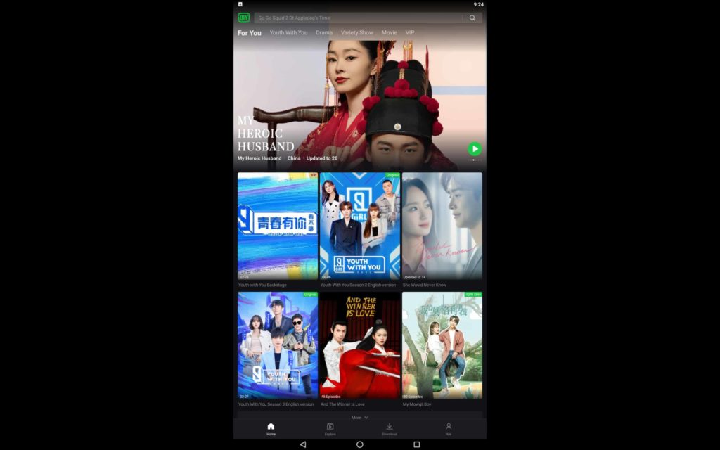 iQIYI Video For PC 4