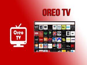 Oreo TV for PC 1