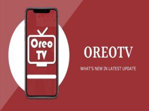 Oreo TV for PC 3